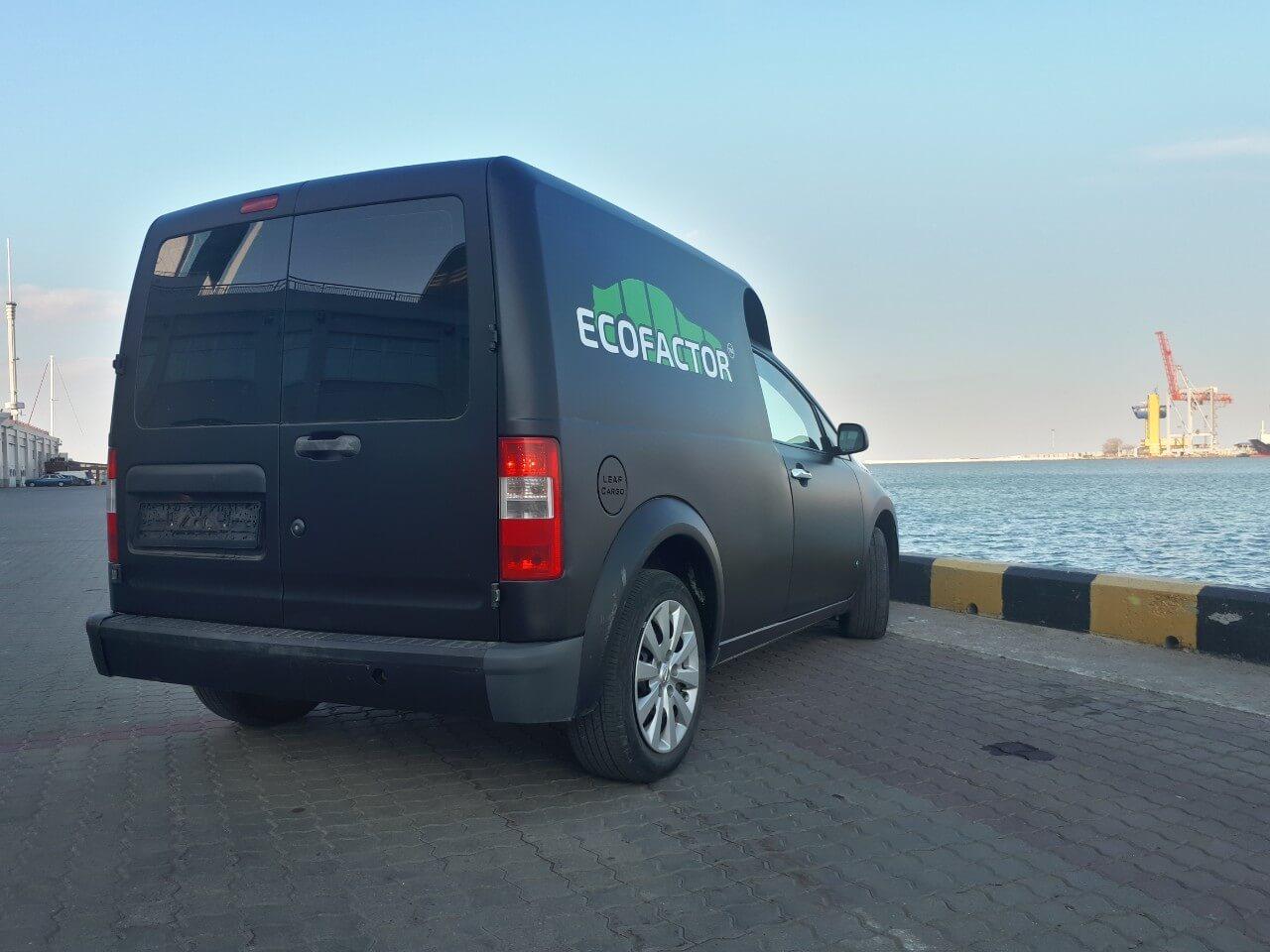 Nissan LEAF Cargo - вид 2