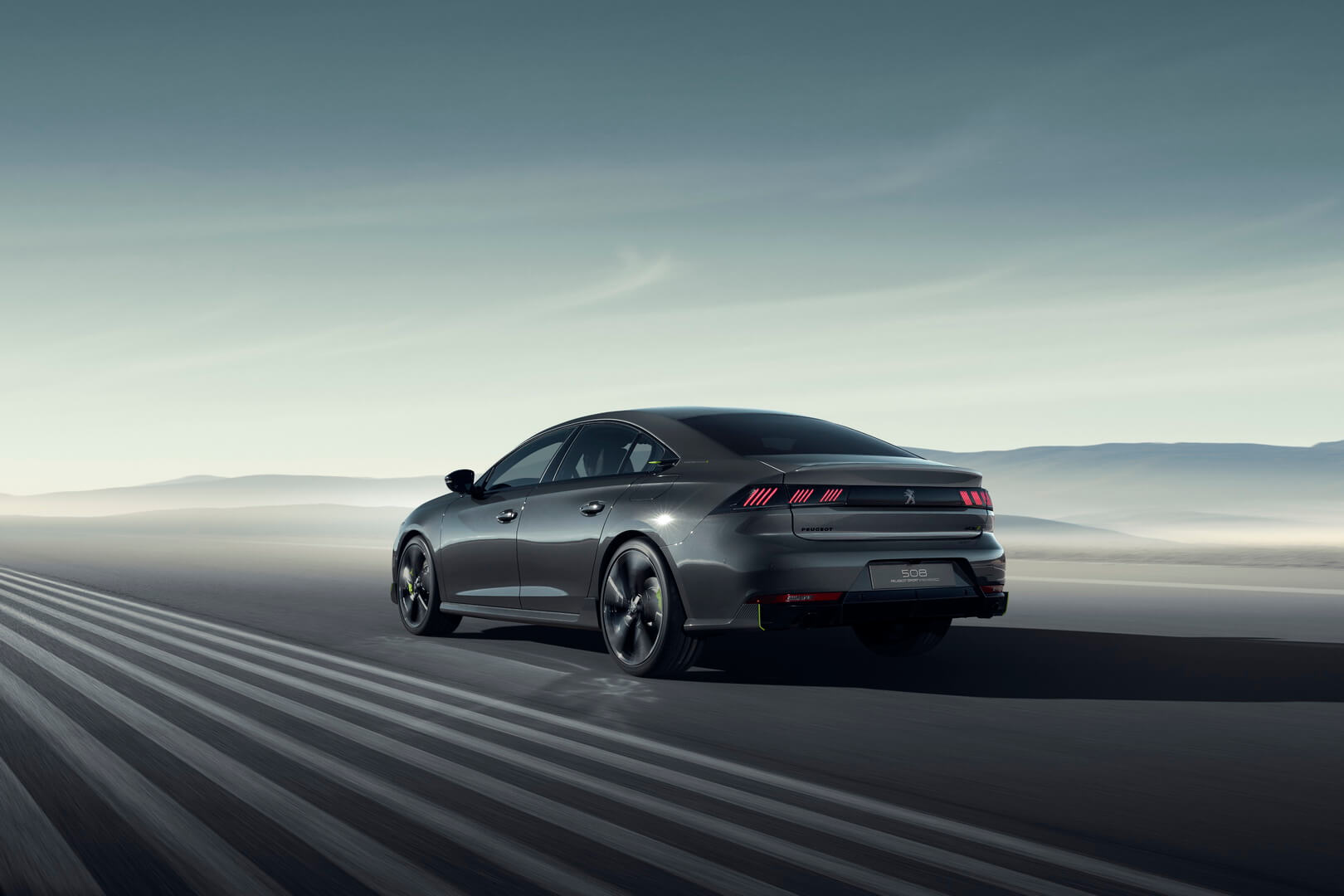 Peugeot 508 Sport Engineered PHEV