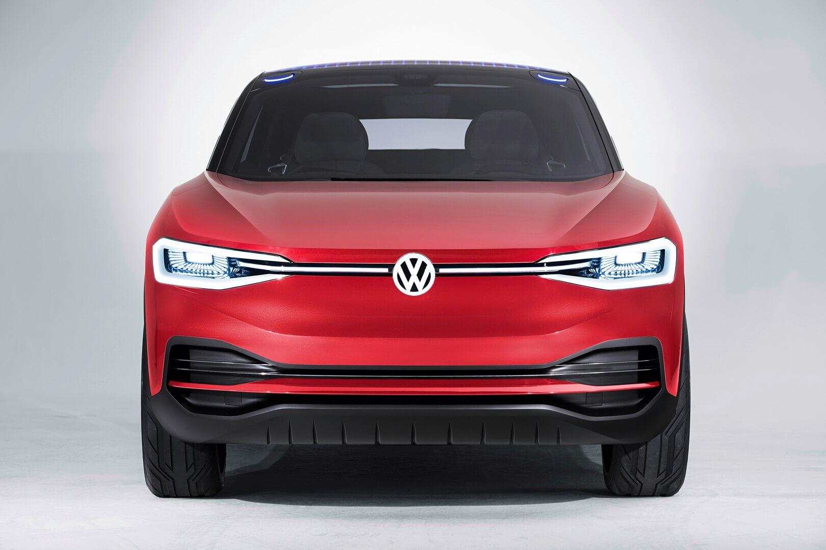 Электромобиль Volkswagen I.D. CROZZ