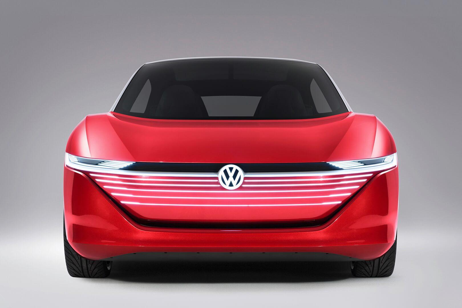 Электромобиль Volkswagen I.D. VIZZION