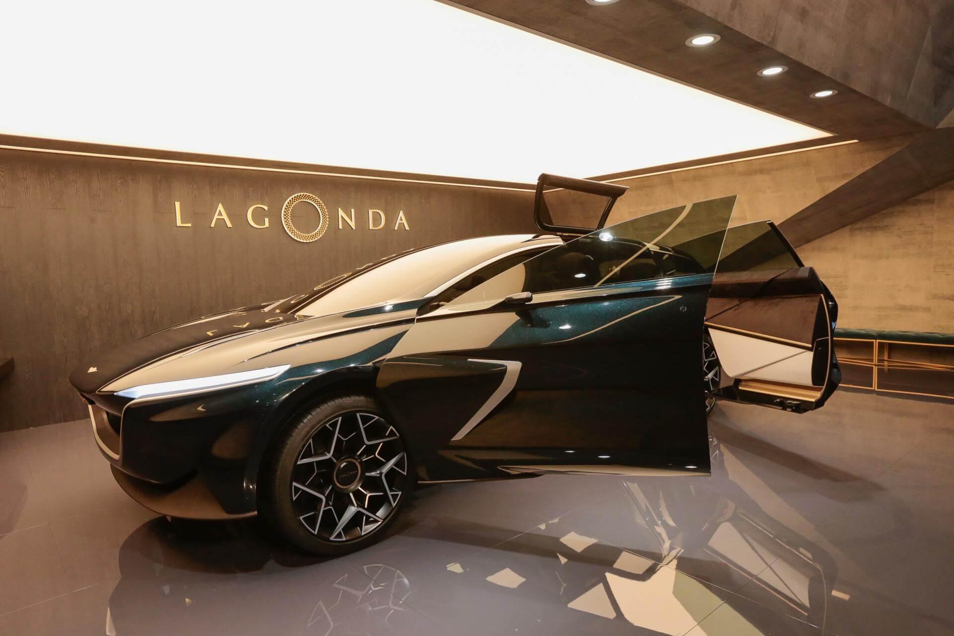 Aston Martin Lagonda All-Terrain