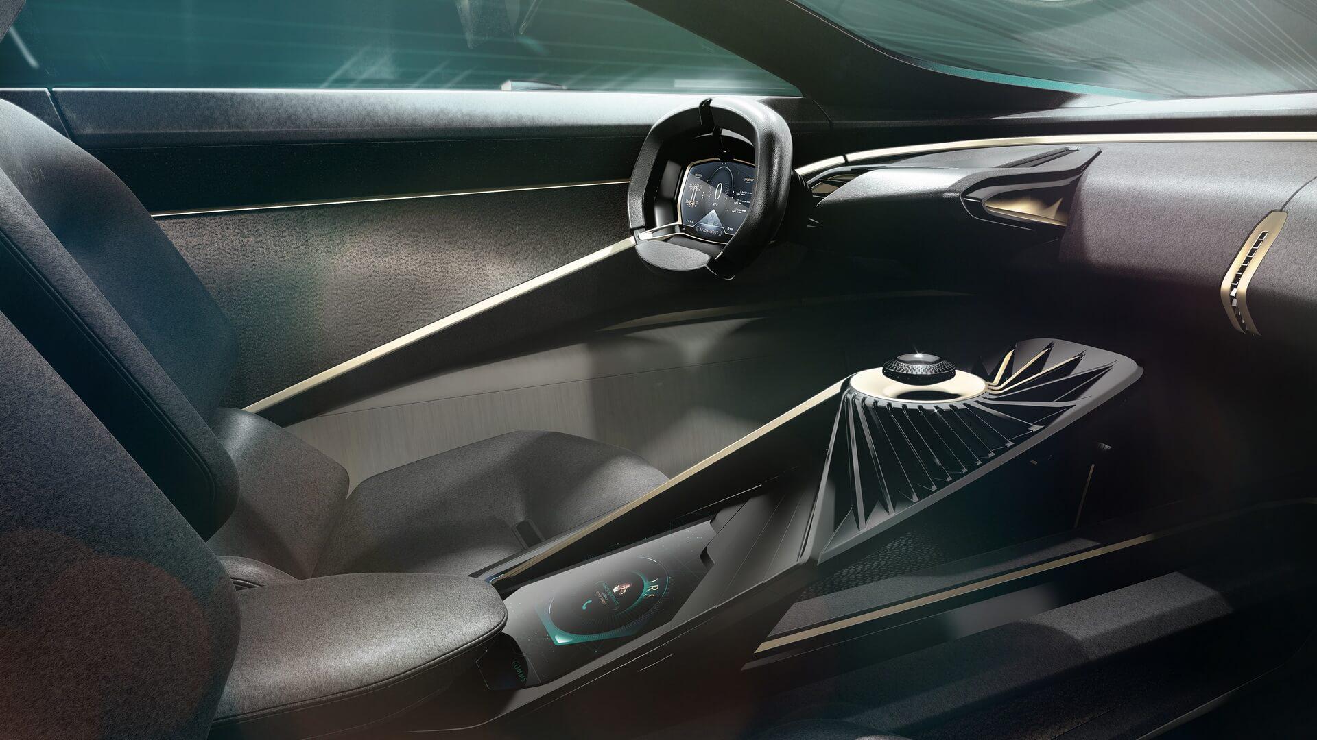 Салон электроконцепта Lagonda All-Terrain - фото 2