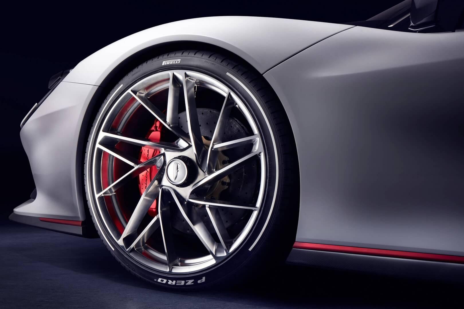 Колеса Pininfarina Battista