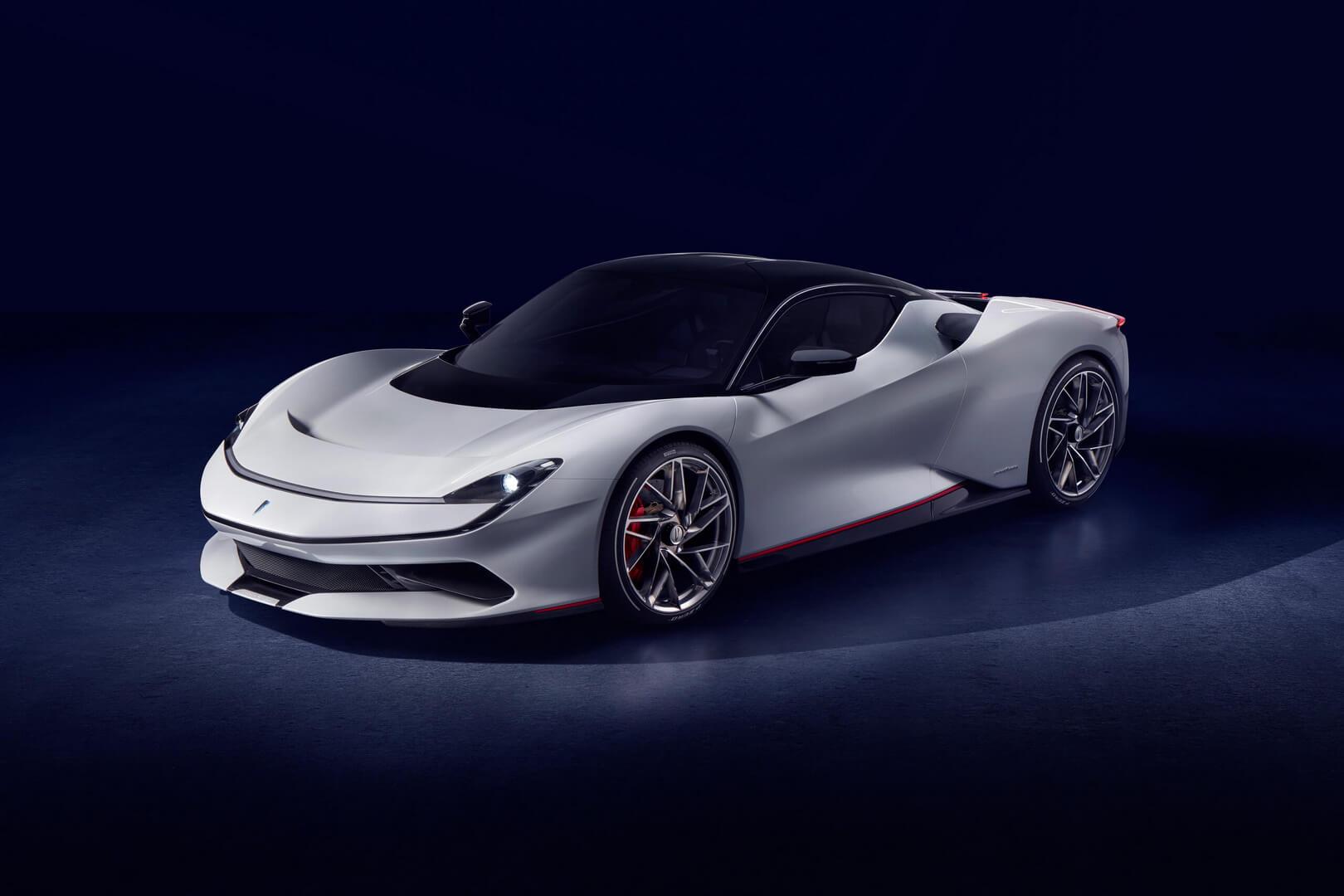 Электрический гиперкар Pininfarina Battista