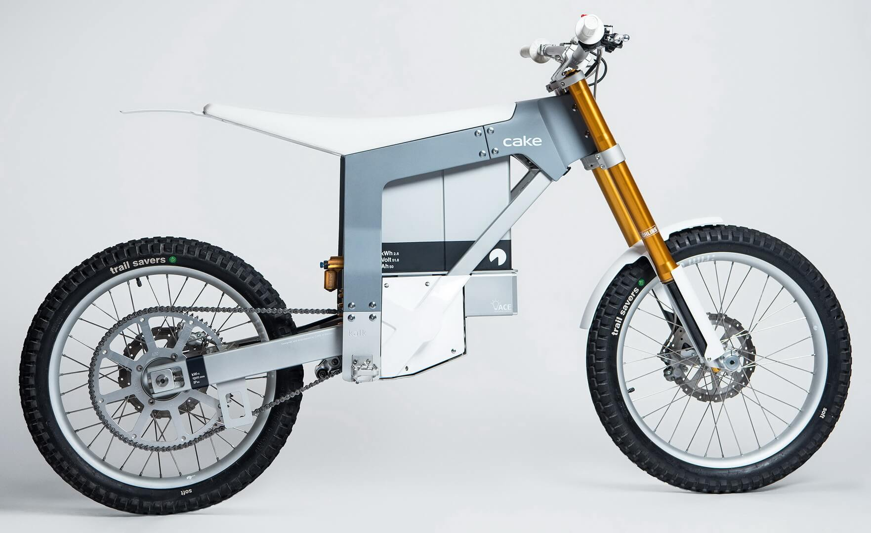 Электромотоцикл Kalk OR
