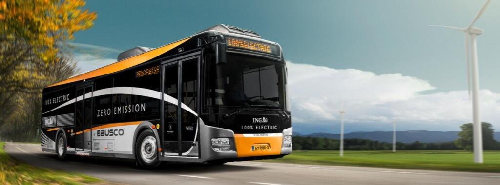 Электрический автобус Ebusco 2.2