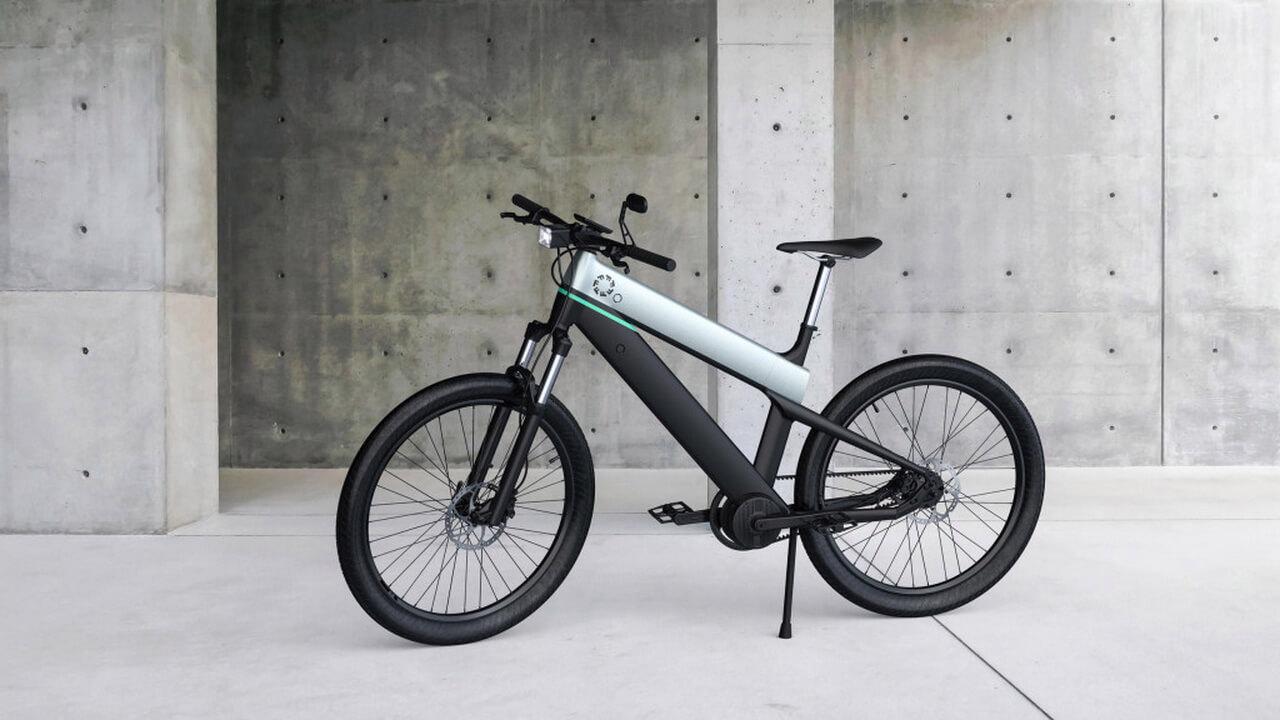Электрический велосипед Fluid