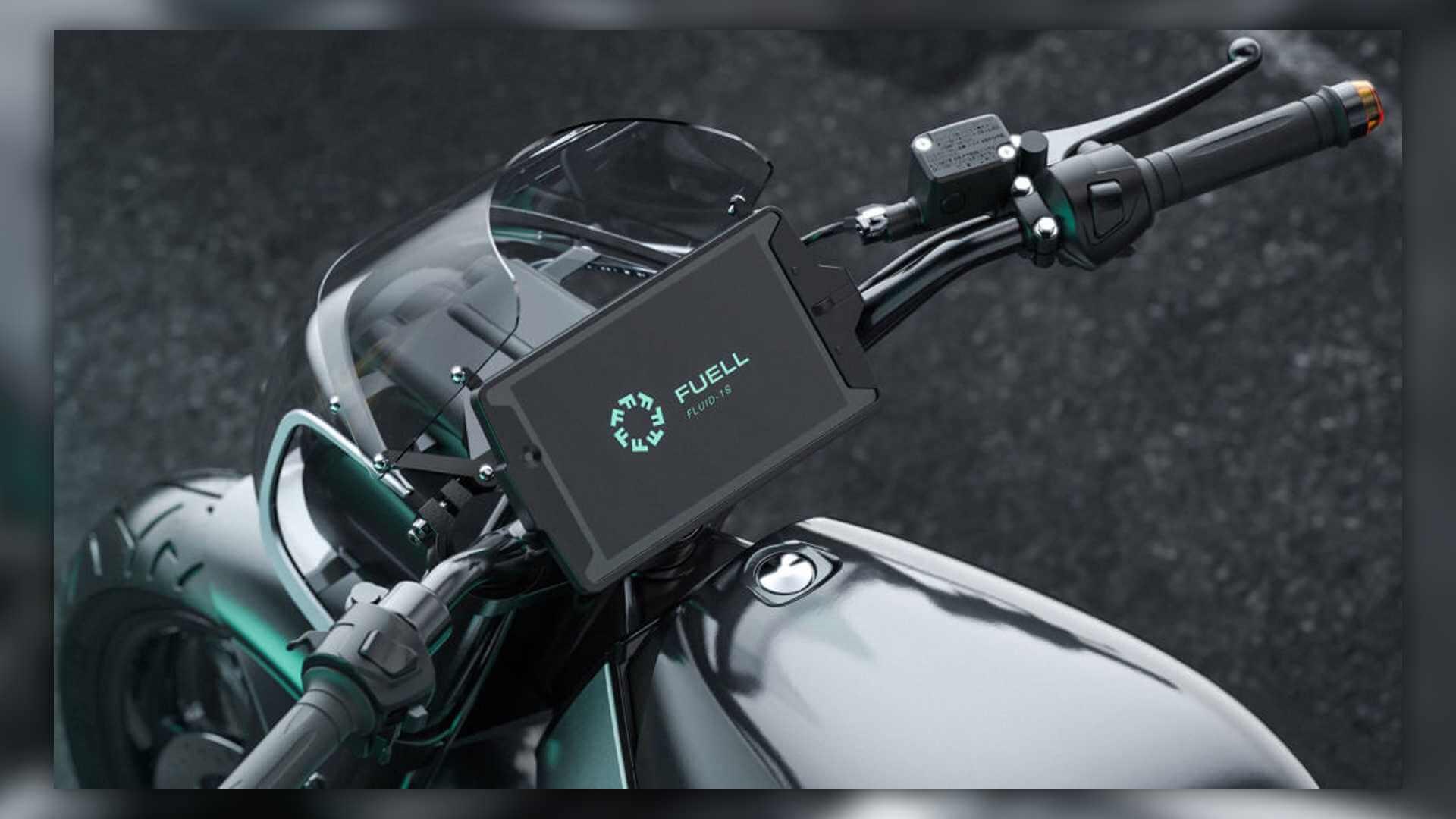 УFlow будет высокотехнологичная приборная панель свозможностью подключения поBluetooth