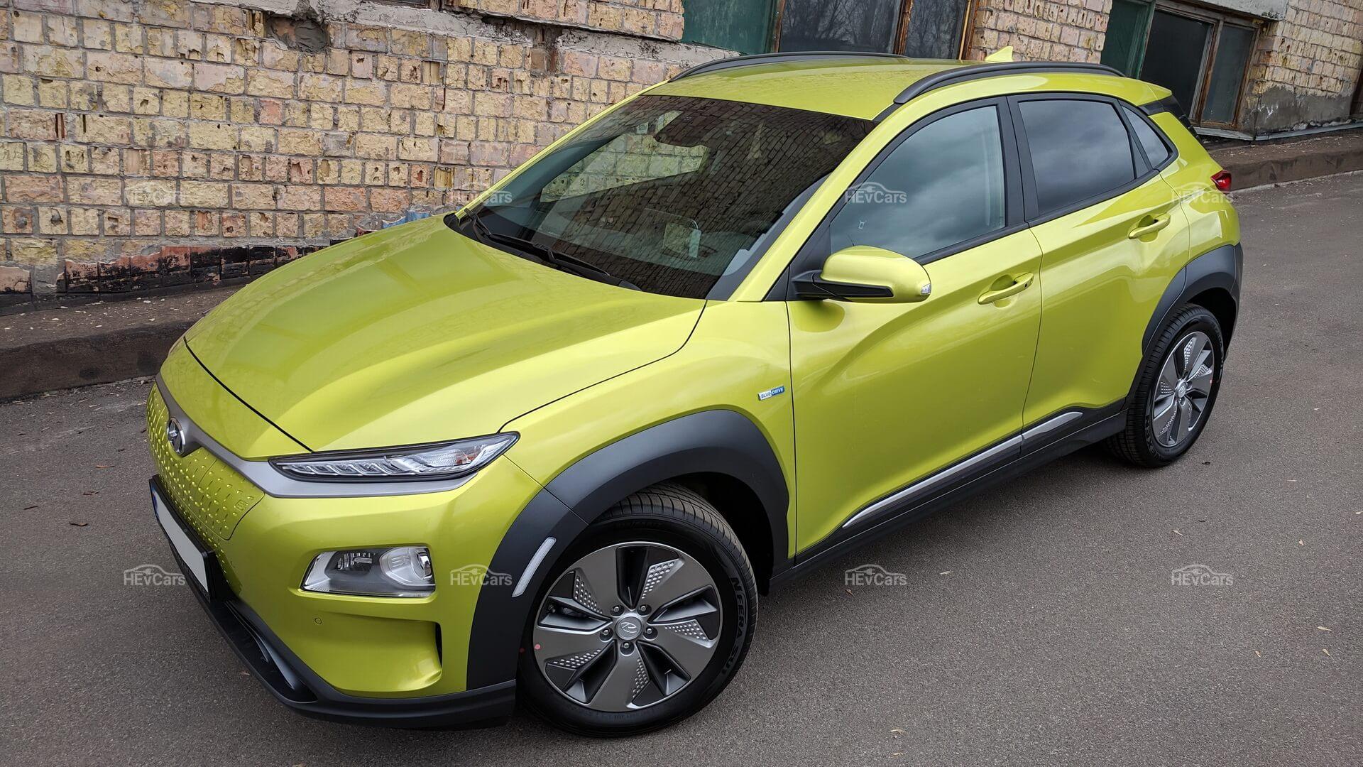 Электромобиль Hyundai Kona Electric - фото 4