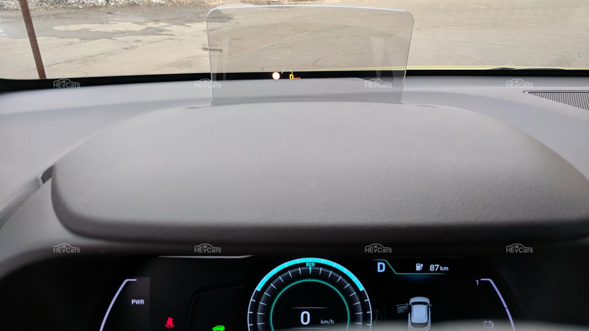 Проекция налобовое стекло основных параметров