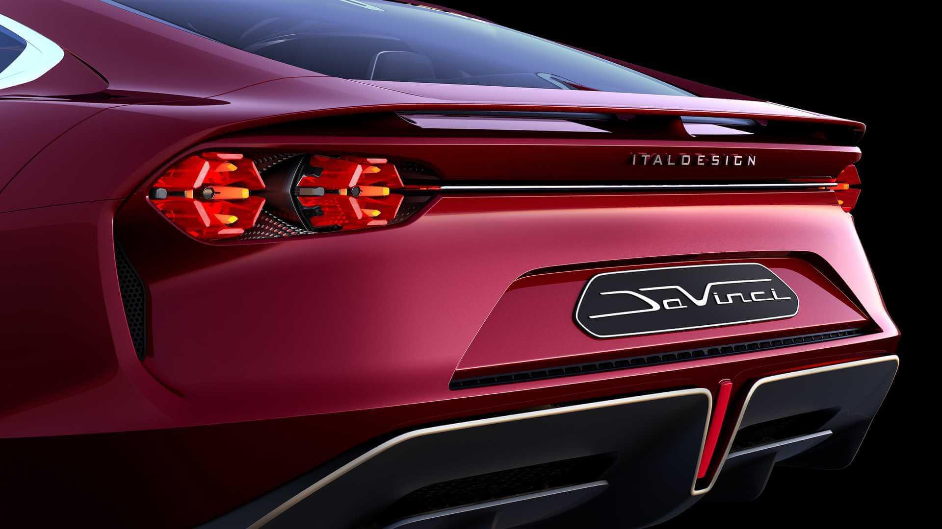 Концепт электромобиля DaVinci - фото 4