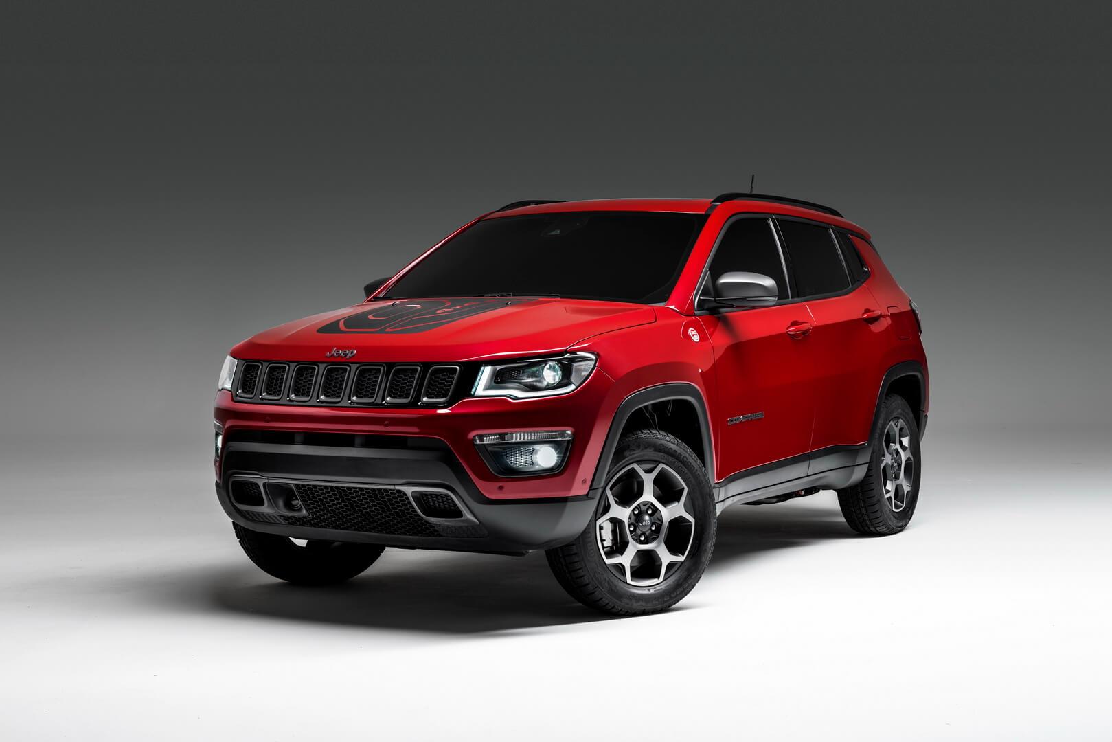 Плагин-гибрид Jeep Compass