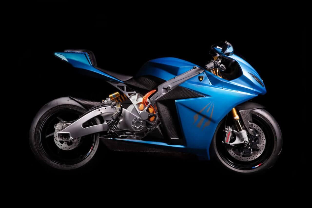 Представлен электрический мотоцикл Lightning Strike