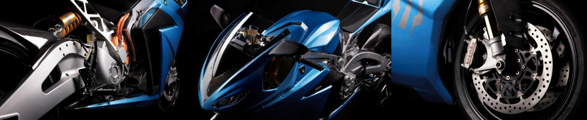 Электрический мотоцикл Strike