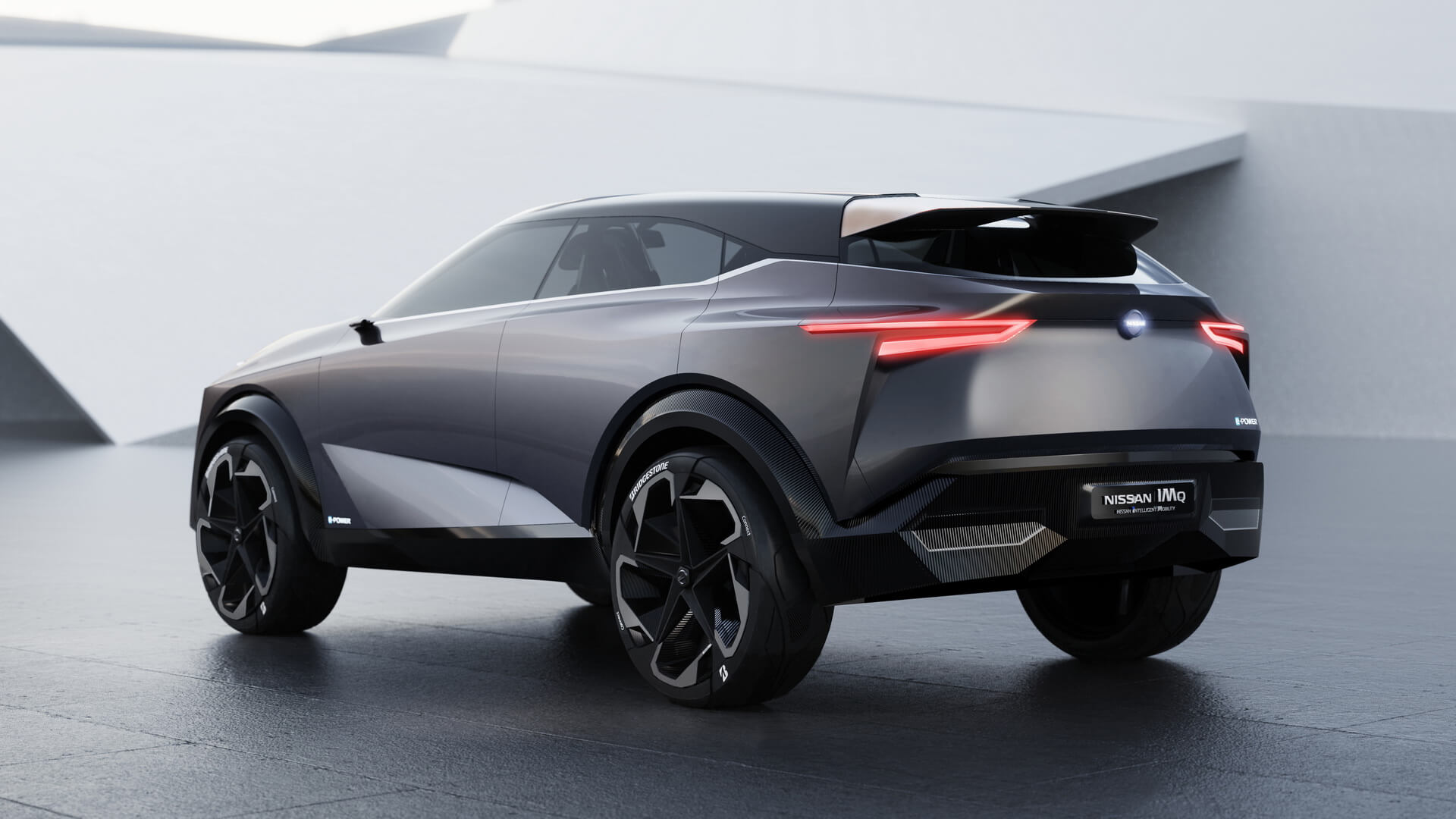 Концепт гибрида Nissan IMQ - фото 3