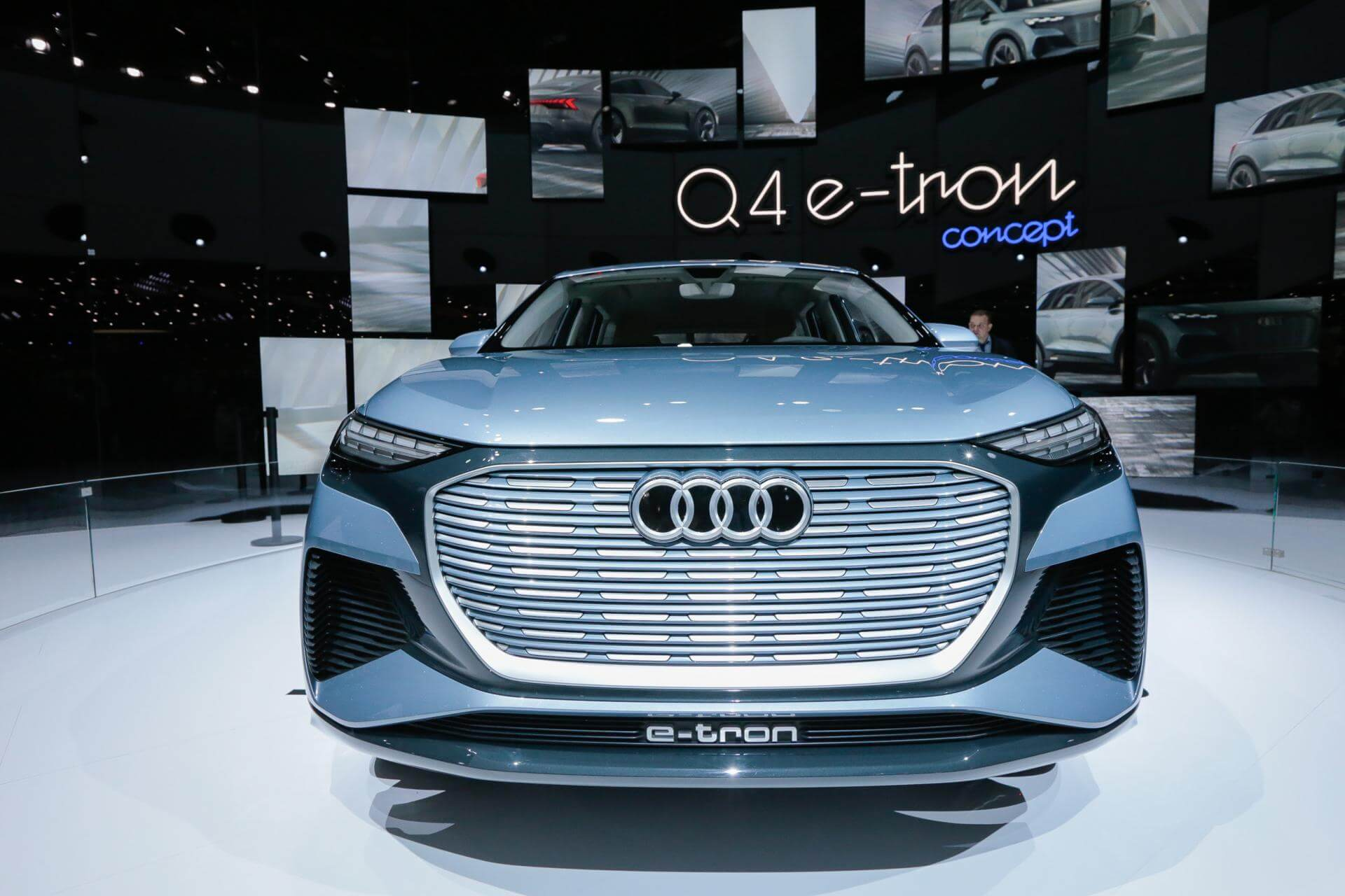 Audi Q4e-tron