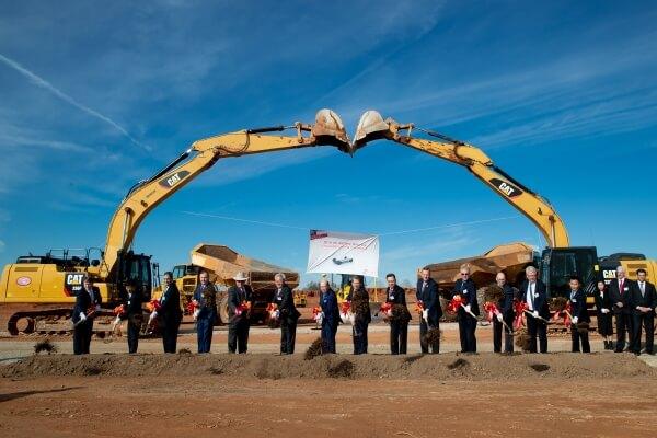 SKInnovation открывает строительство завода попроизводству батарей вСША