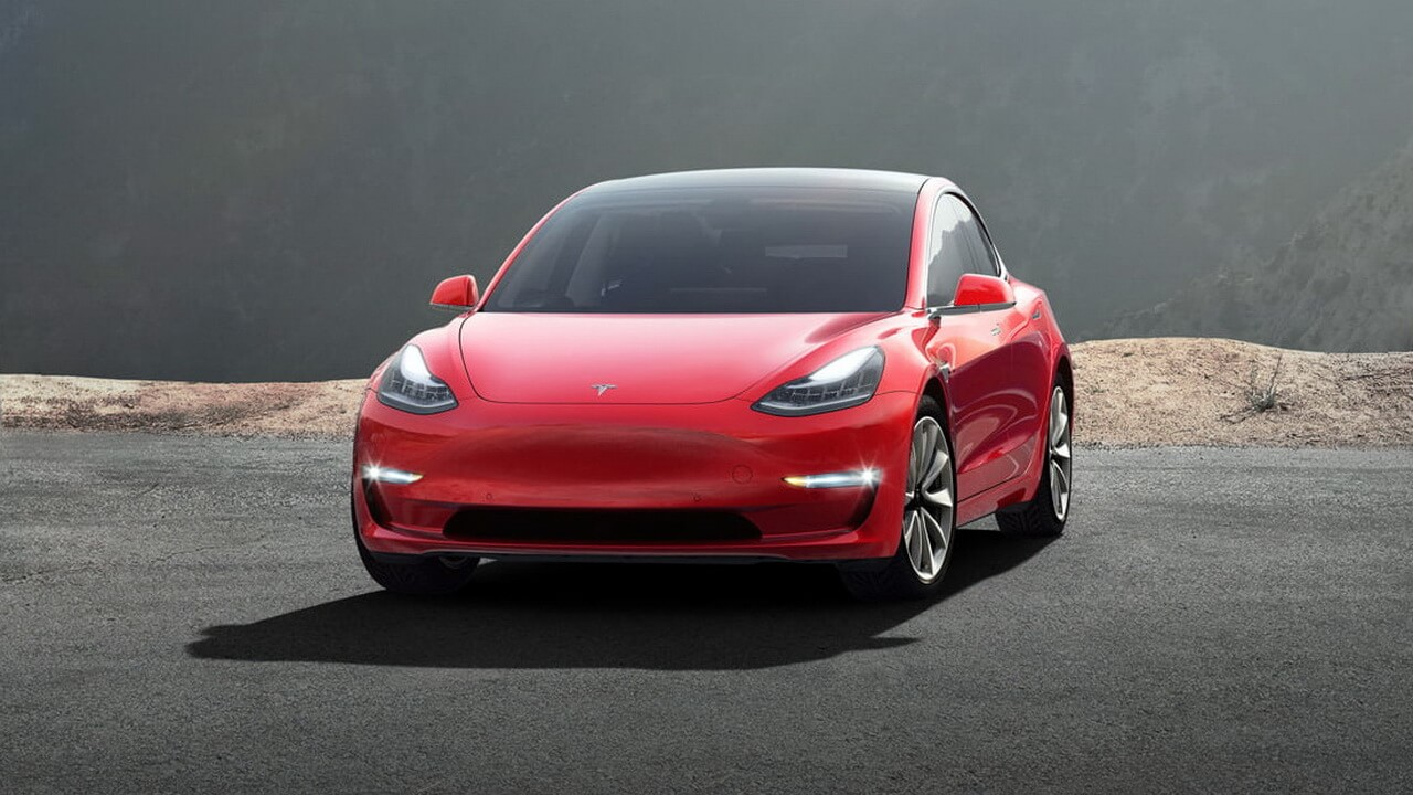 Tesla Model 3 побила рекорд продаж Chevrolet Volt в США всего за 1 год