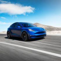 Фотография экоавто Tesla Model Y Standard Range