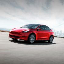 Фотография экоавто Tesla Model Y Standard Range - фото 3
