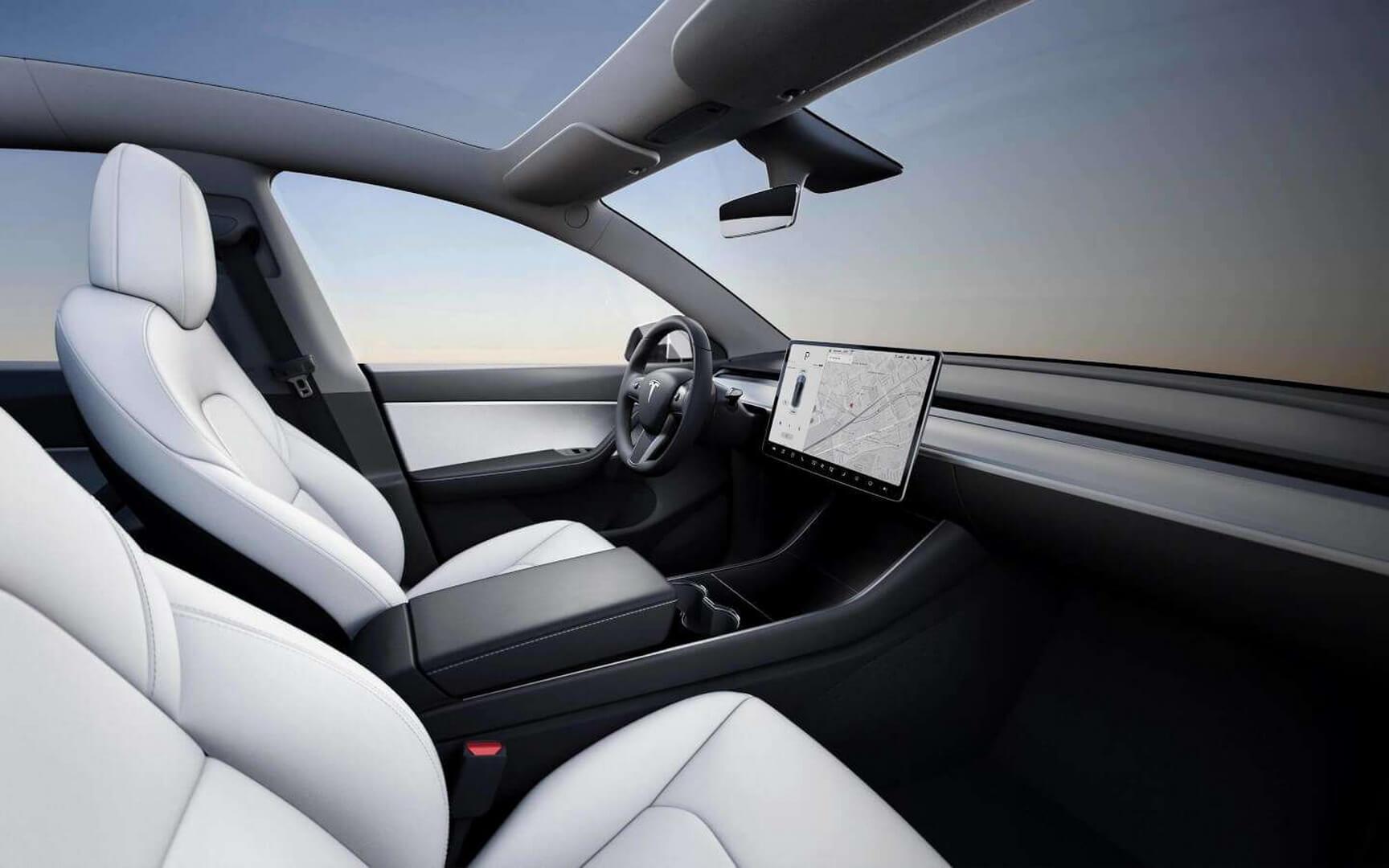 Range Rover Vs Land Rover >> Tesla Model Y Standard Range Описание, Характеристики ...