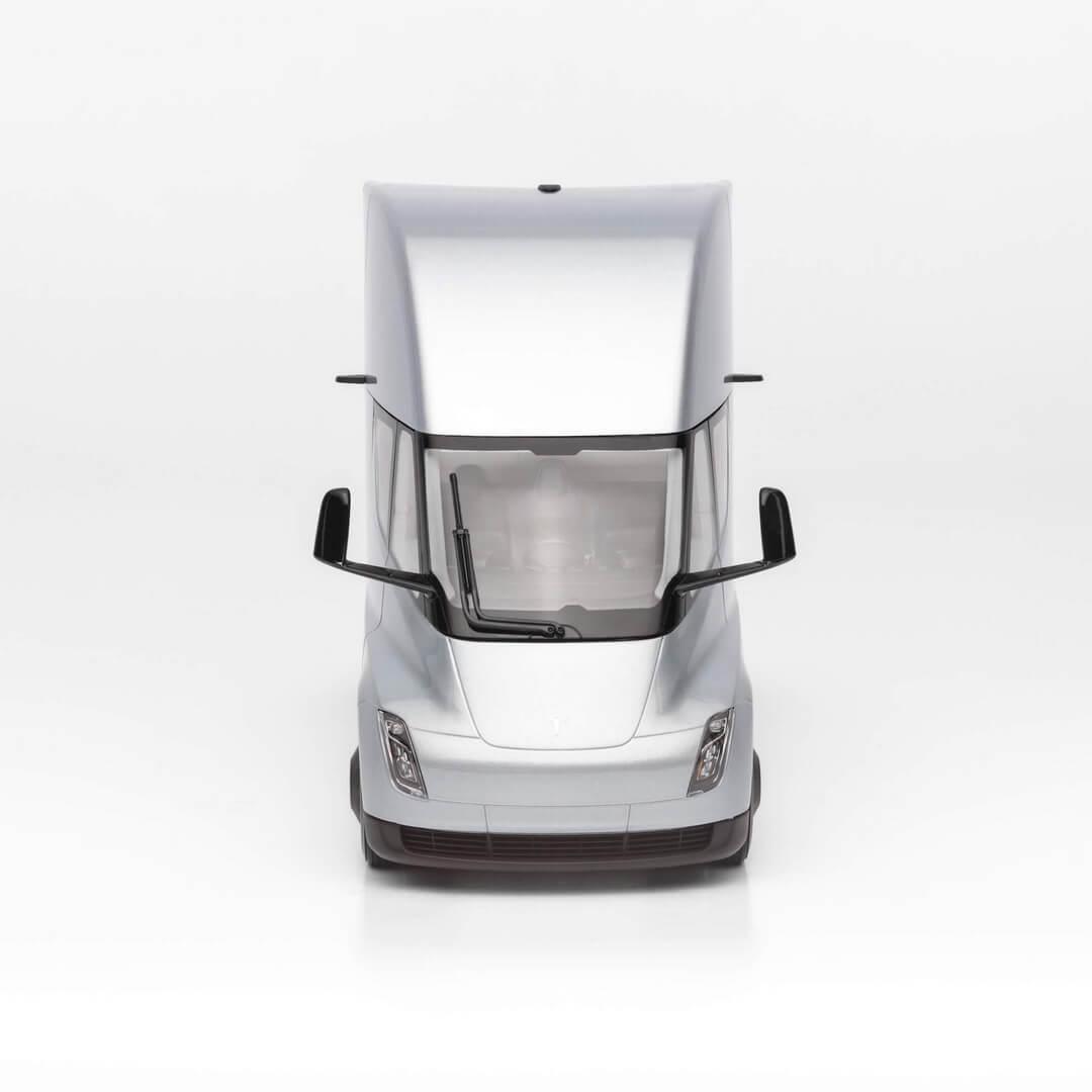 Tesla Semi в масштабе 1 к 24 - фото 2