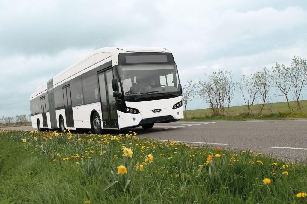 Электрический автобус VDL Citea Electric