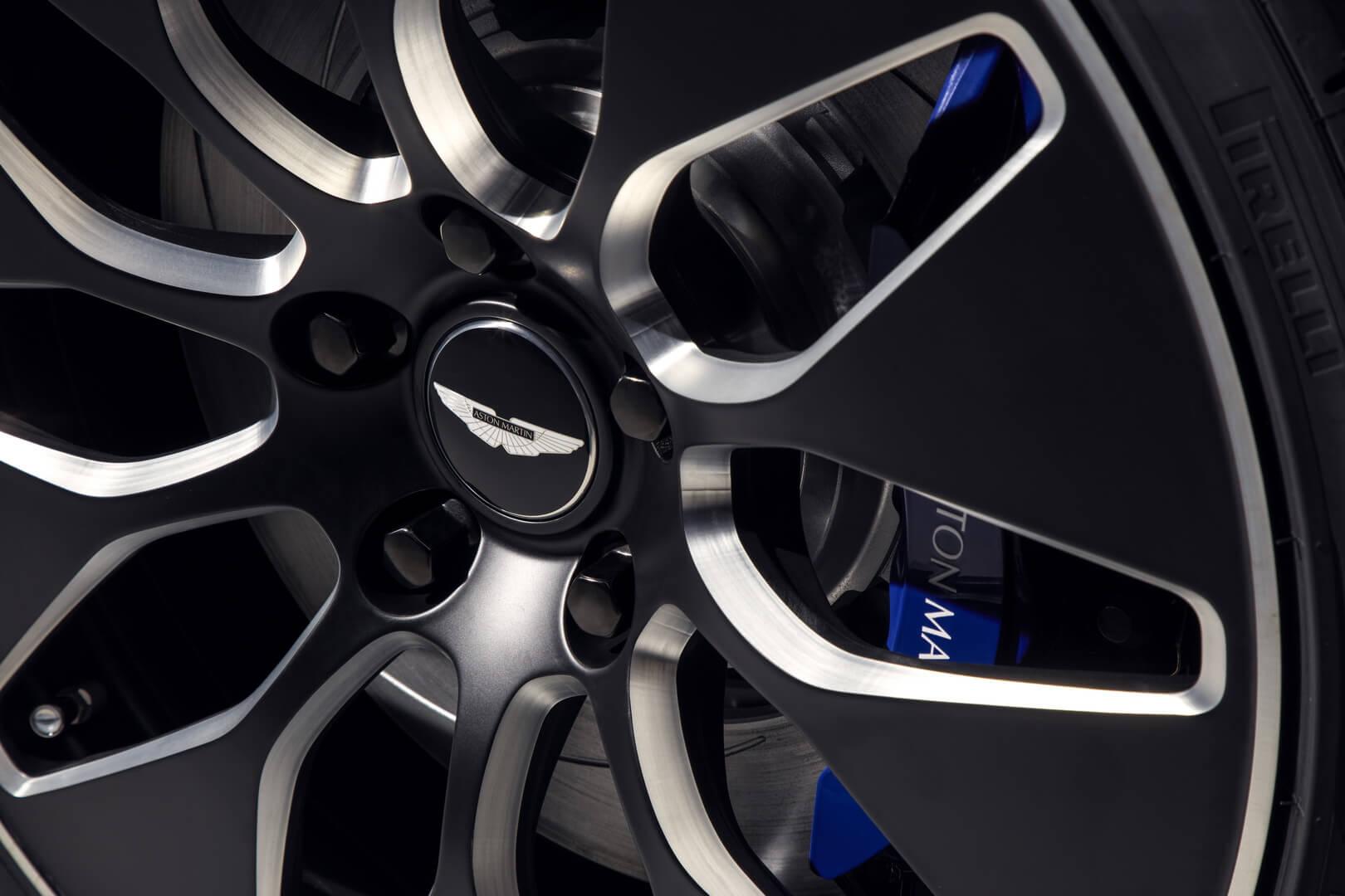 Кованные диски Aston Martin Rapide E
