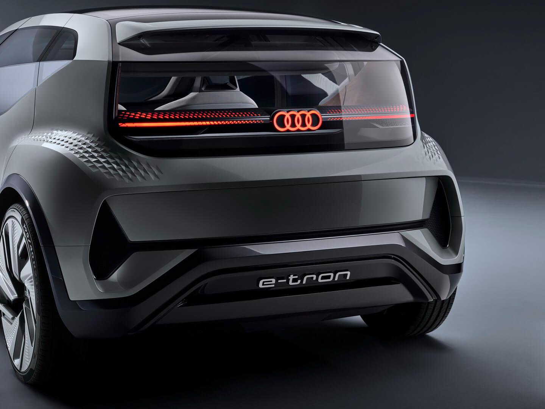 Концепт Audi AI:ME