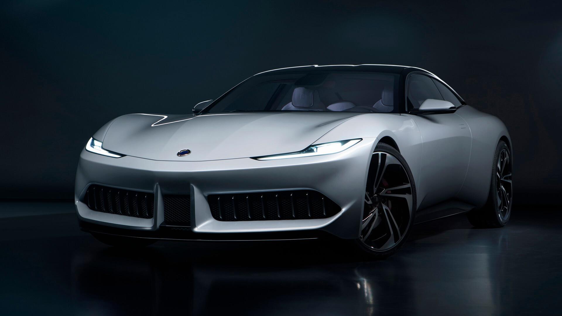Karma Pininfarina GT: результат первого сотрудничества между Karma и итальянским дизайнерским домом Pininfarina