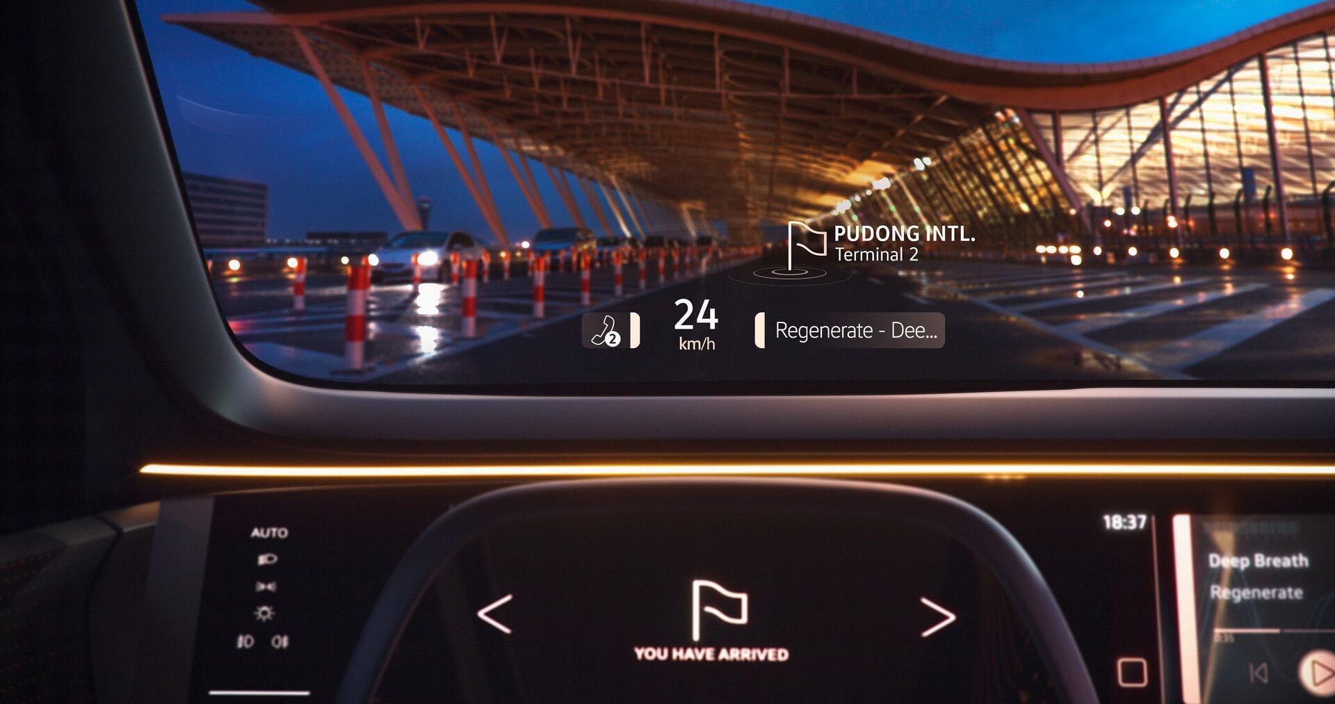 Электрический внедорожник ID. ROOMZZ получит автономную систему вождения 4уровня