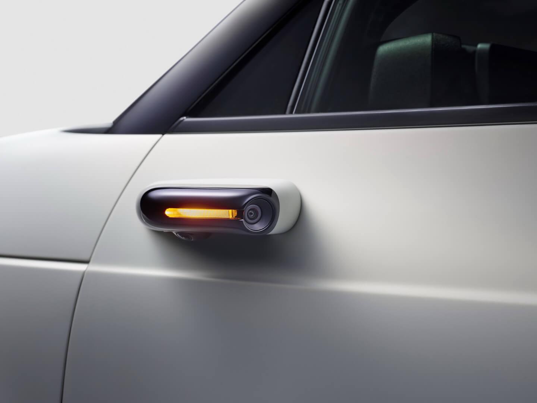 Камеры-зеркала войдут встандартную комплектацию Honda e