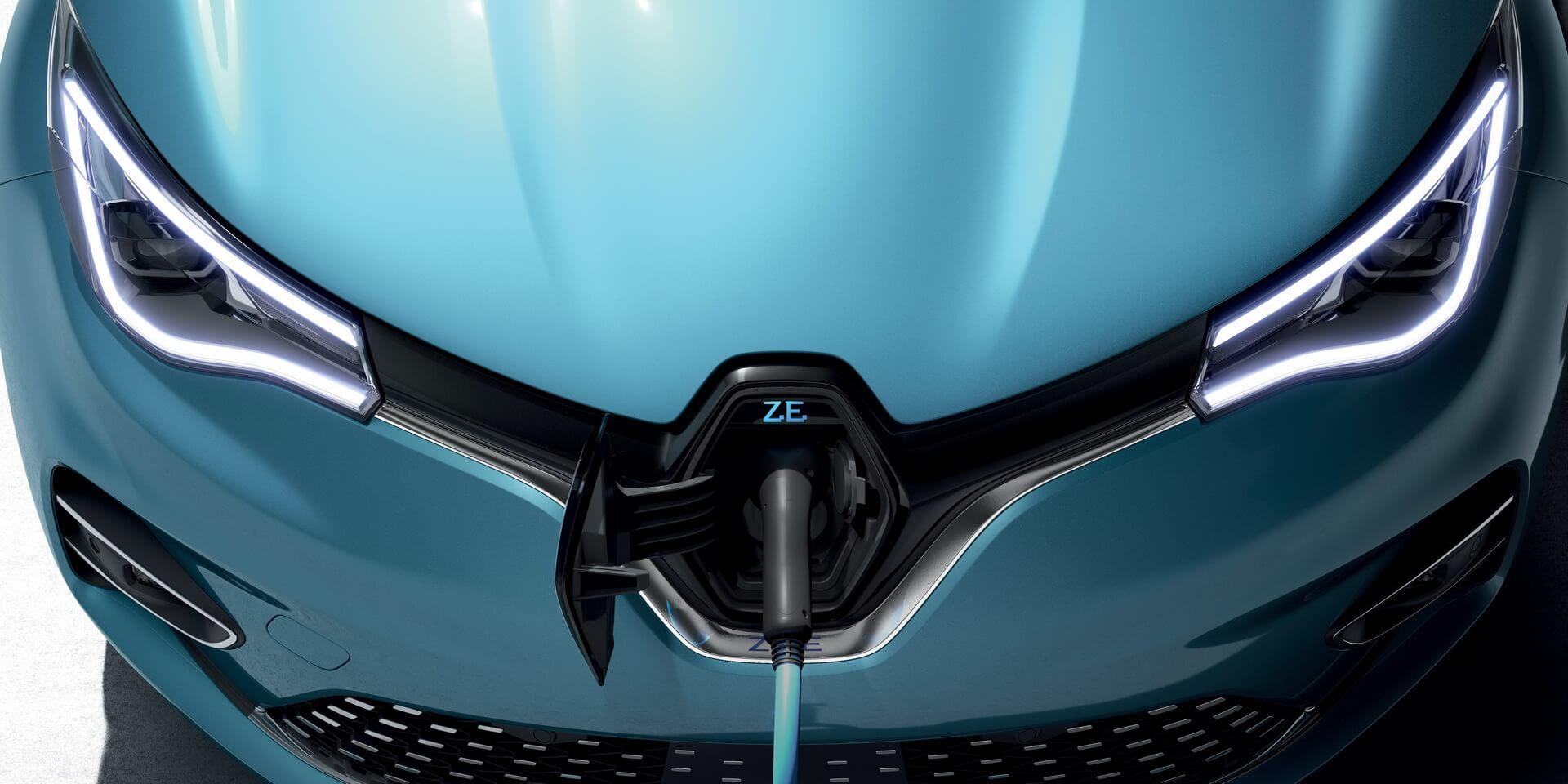 Фотография экоавто Renault ZOE Z.E. 50 - фото 13