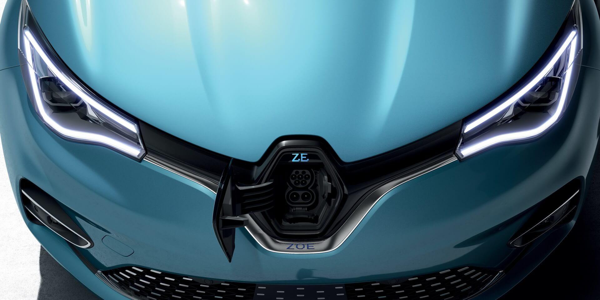 Фотография экоавто Renault ZOE Z.E. 50 - фото 10