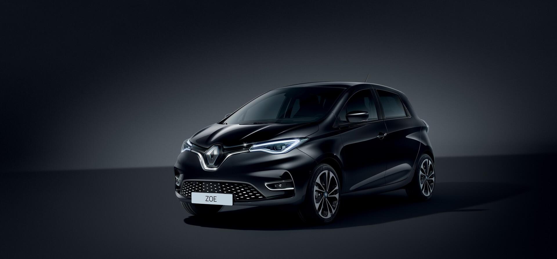 Фотография экоавто Renault ZOE Z.E. 50 - фото 21