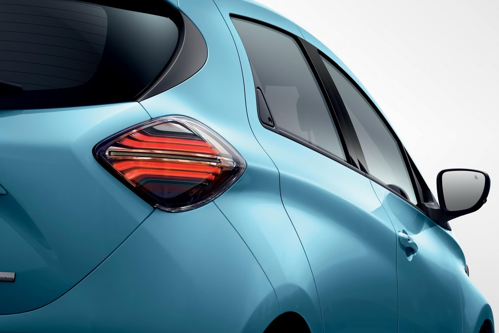 Фотография экоавто Renault ZOE Z.E. 50 - фото 3