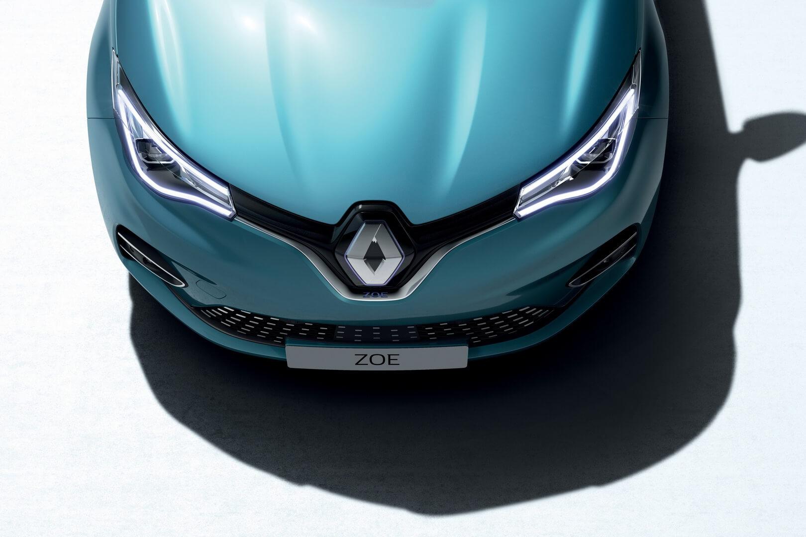 Фотография экоавто Renault ZOE Z.E. 50 - фото 5