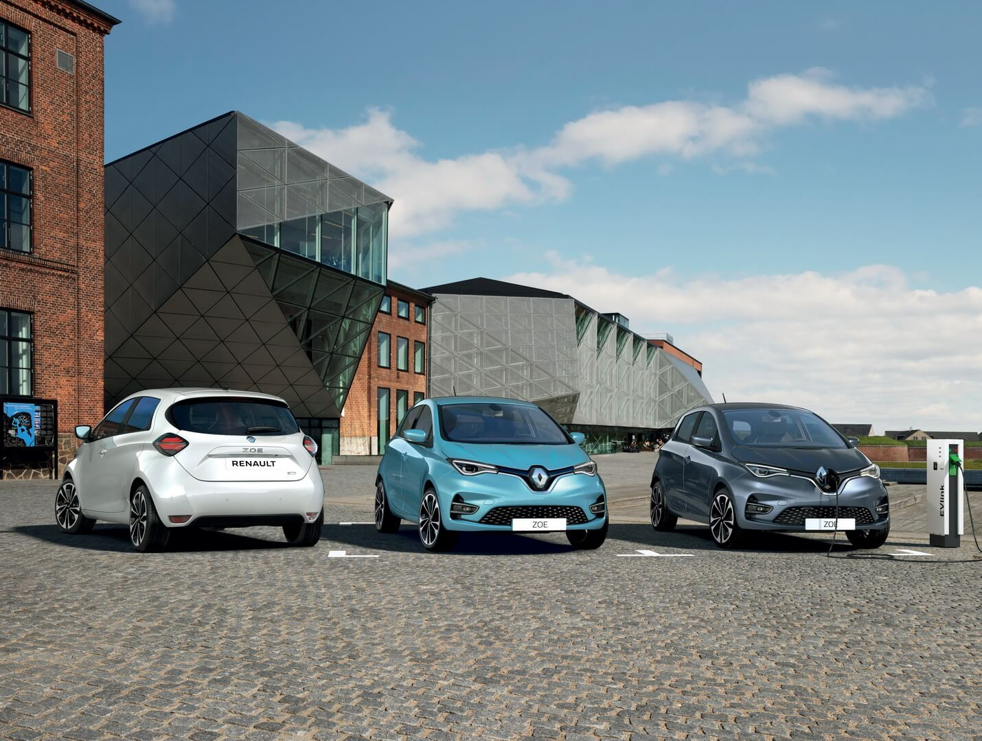 Фотография экоавто Renault ZOE Z.E. 50 - фото 8