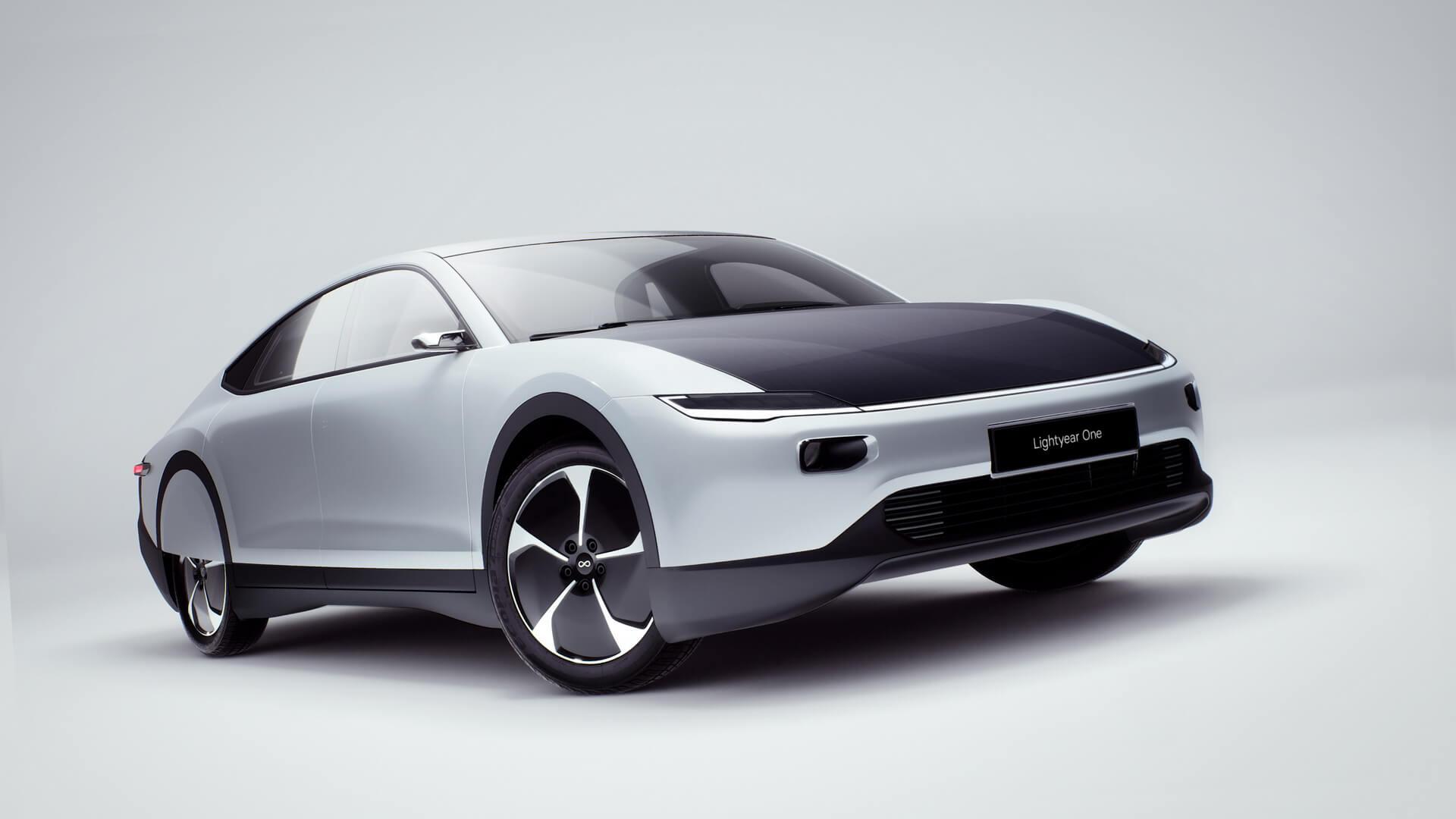 «Солнечный» электромобиль Lightyear One