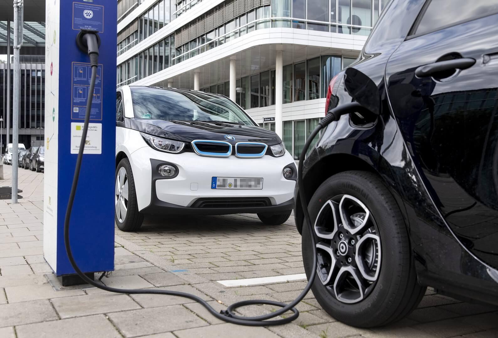 Bosch соединяет батареи электромобилей с облаком