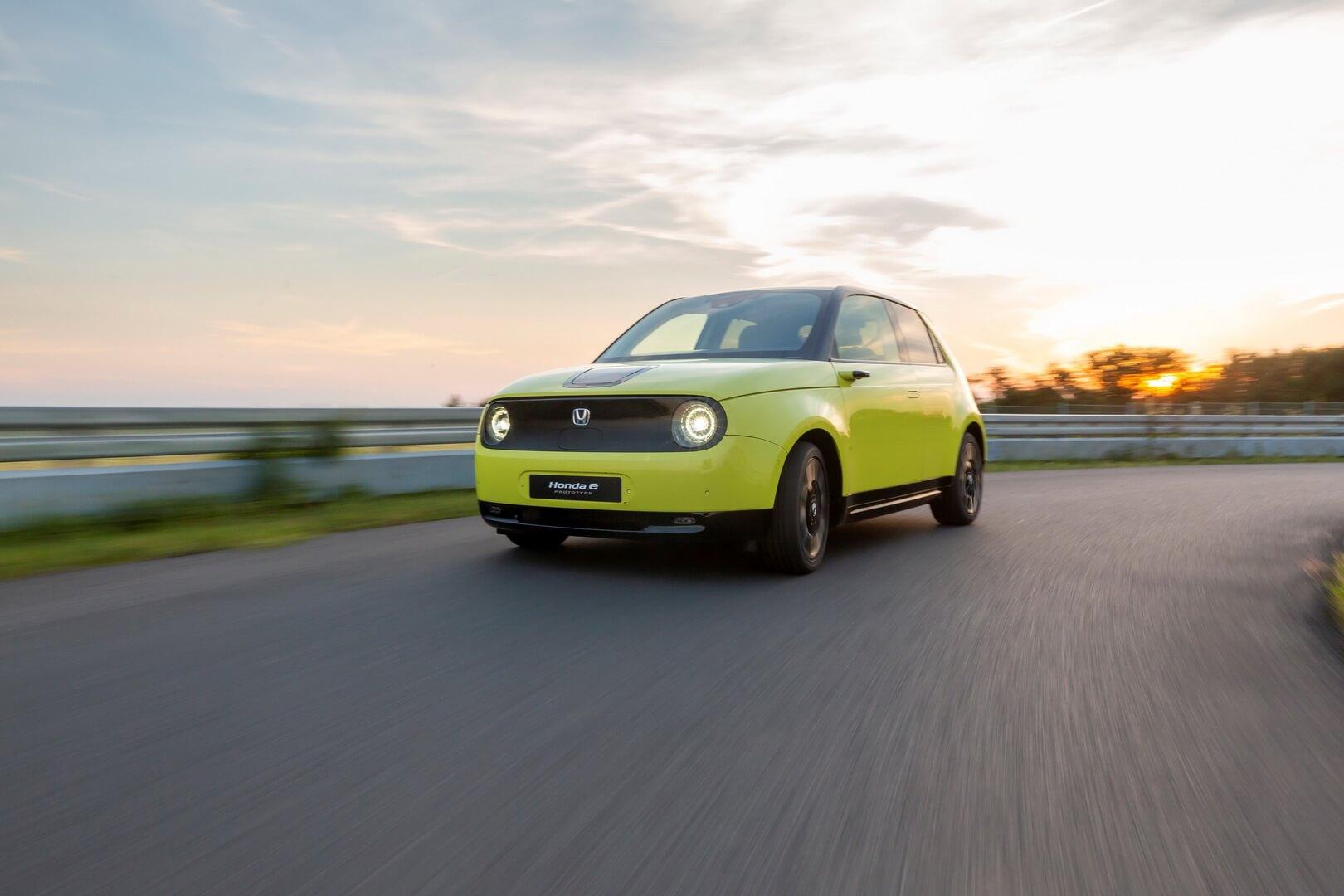 Honda раскрыла характеристики первого серийного электромобиля