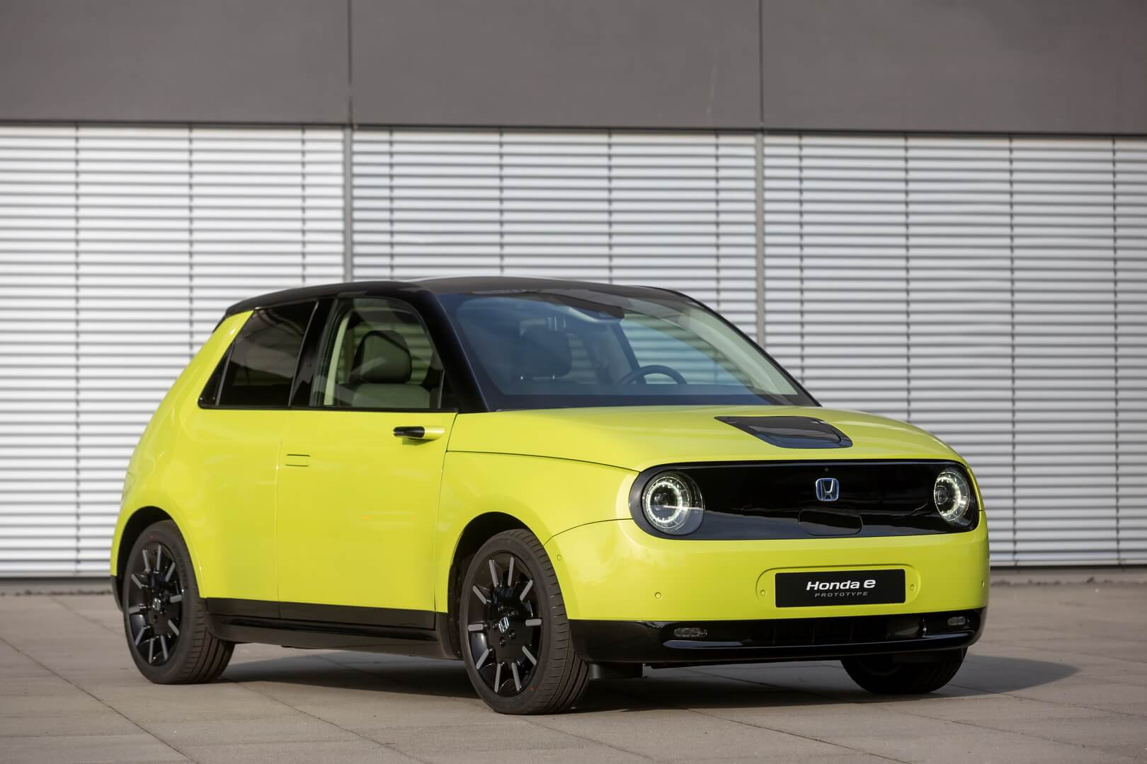 Электромобиль Honda e