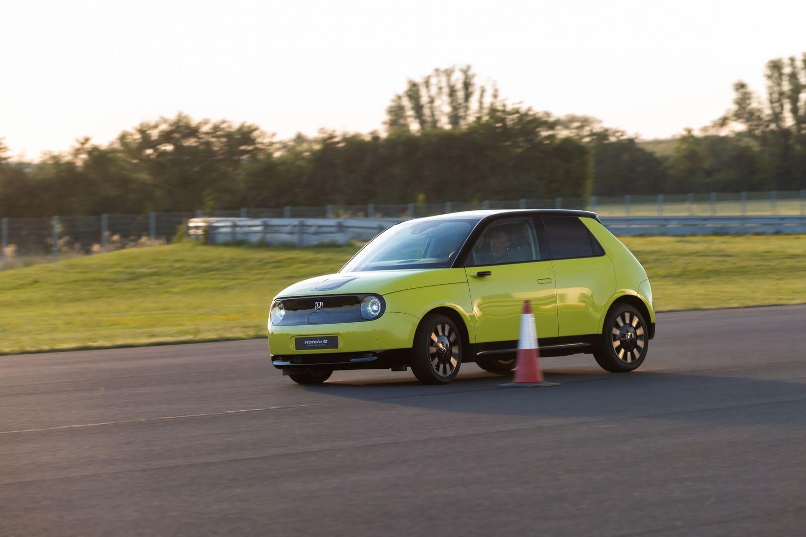 Электромобиль Honda принесет непревзойденные удобные вуправлении