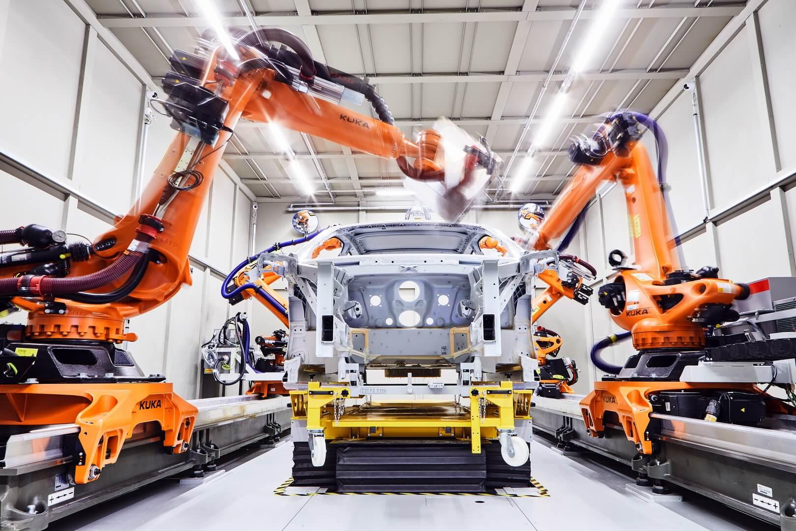 К моменту официального запуска производства будет изготовлено до 100 прототипов BMW iNext