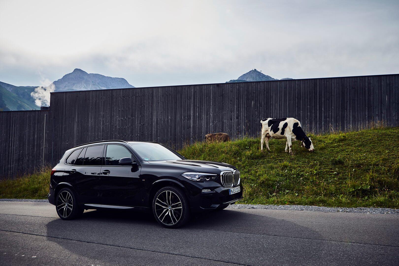 Плагин-гибрид BMW X5 xDrive45e