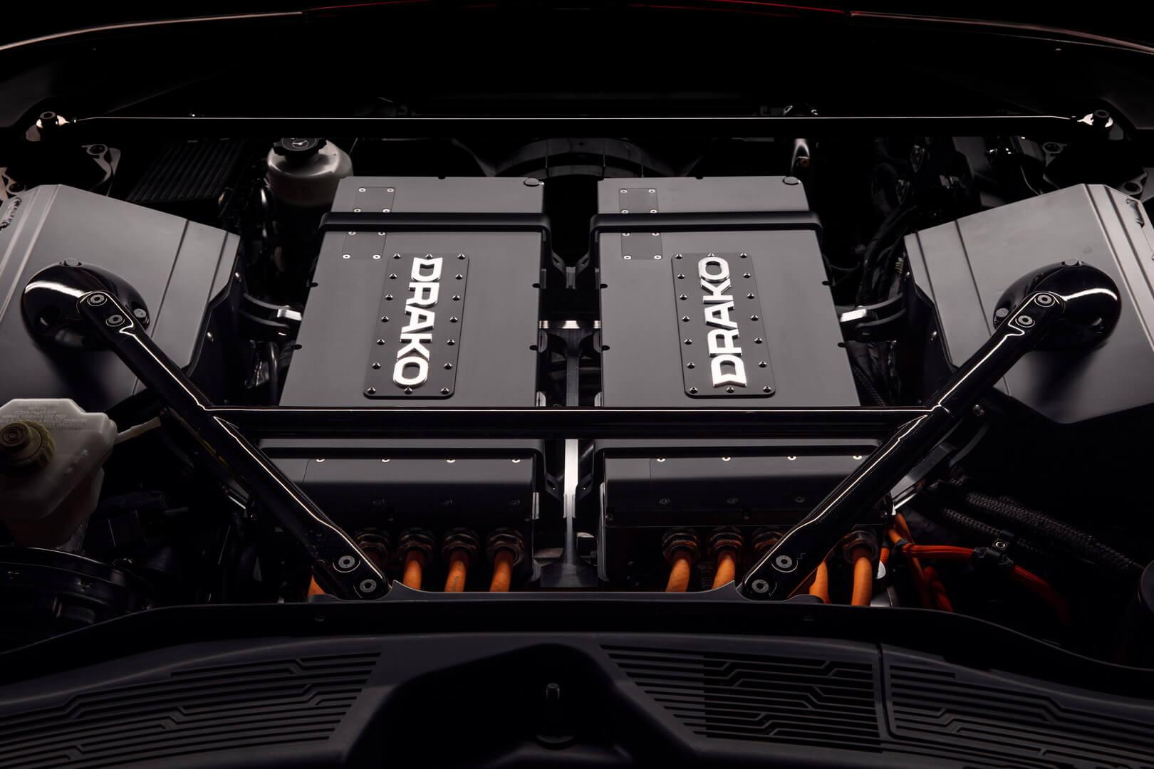 Двигатели Drako GTE