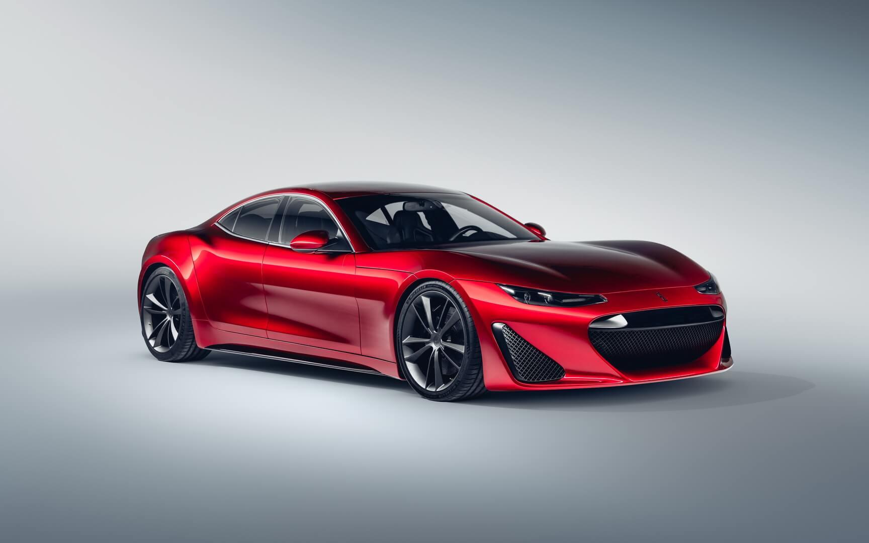 Drako Motors представил электрический суперкар мощностью 1200 л.с.иценой в$1,25 млн