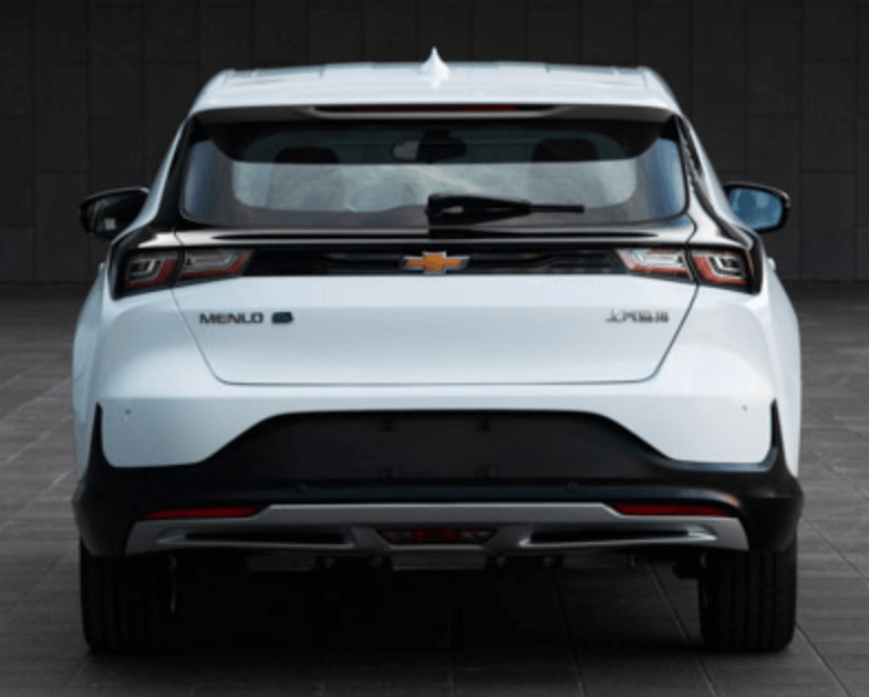Chevrolet Menlo EV для китайского рынка
