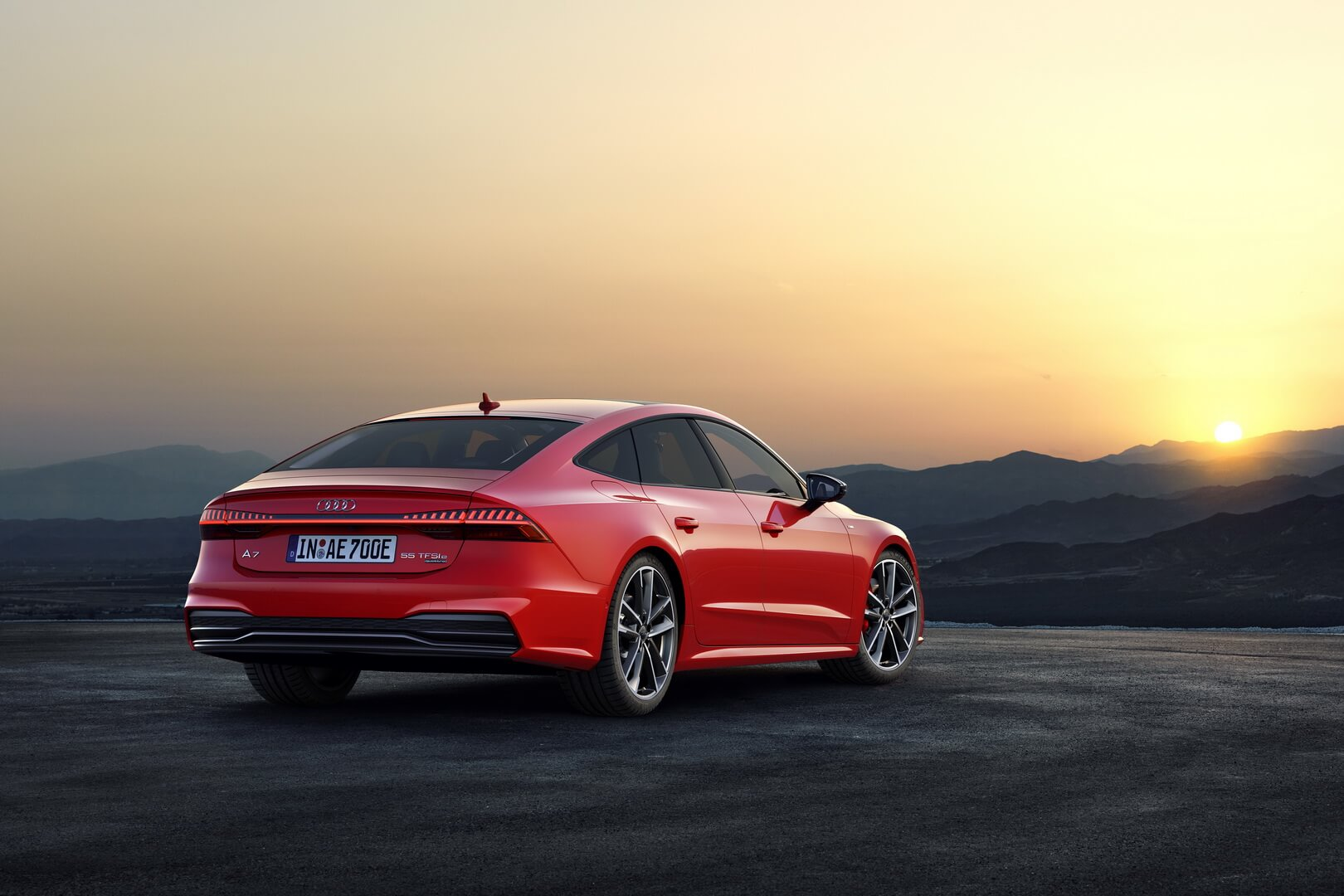 Audi A7Sportback 55TFSI equattro - фото 2