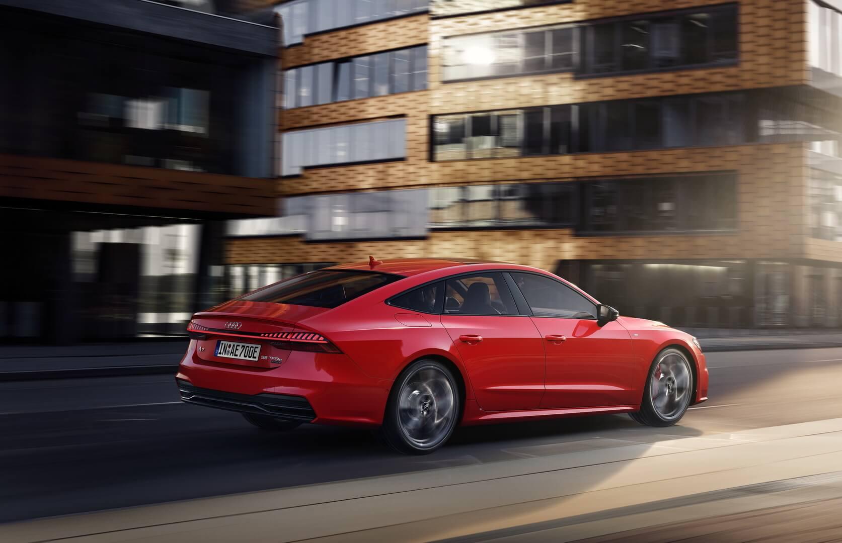 Плагин-гибридное купе Audi A7 Sportback 55 TFSI e quattro